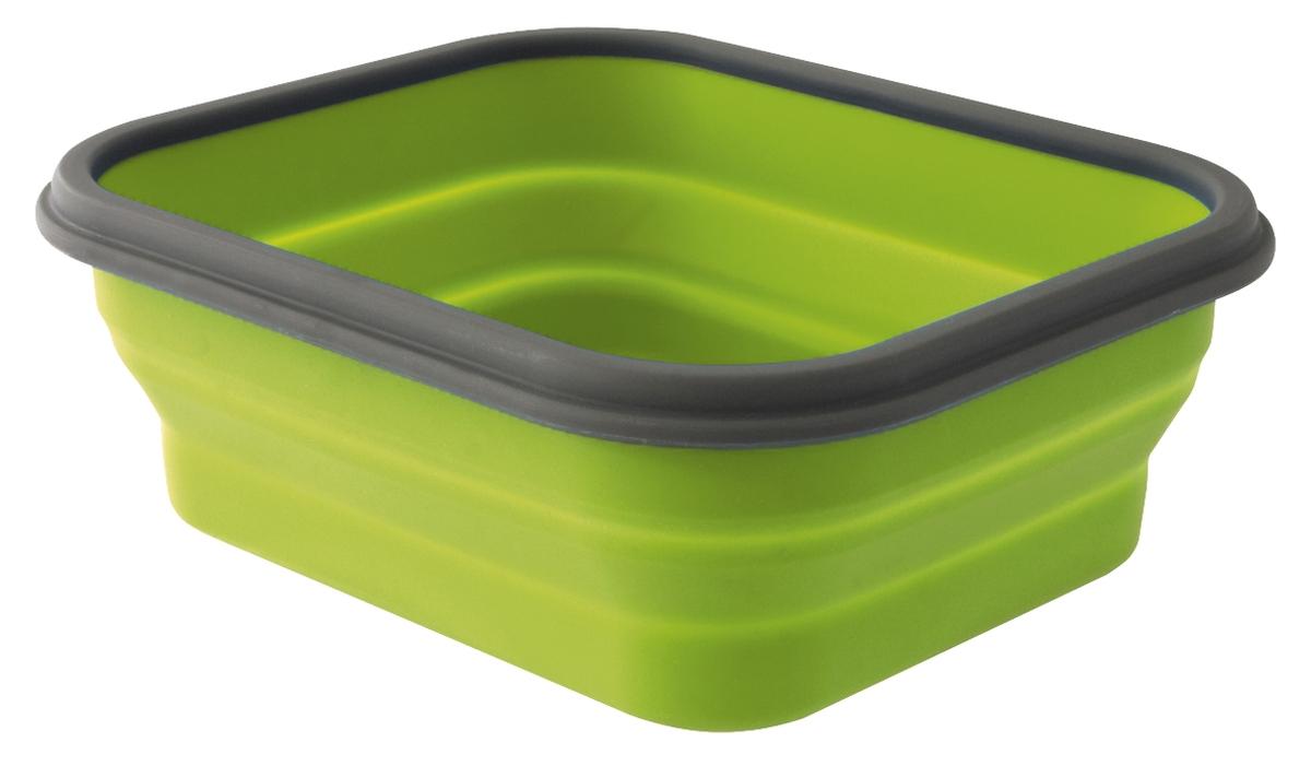 EuroTrail Faltbare Frischhaltebox M grün