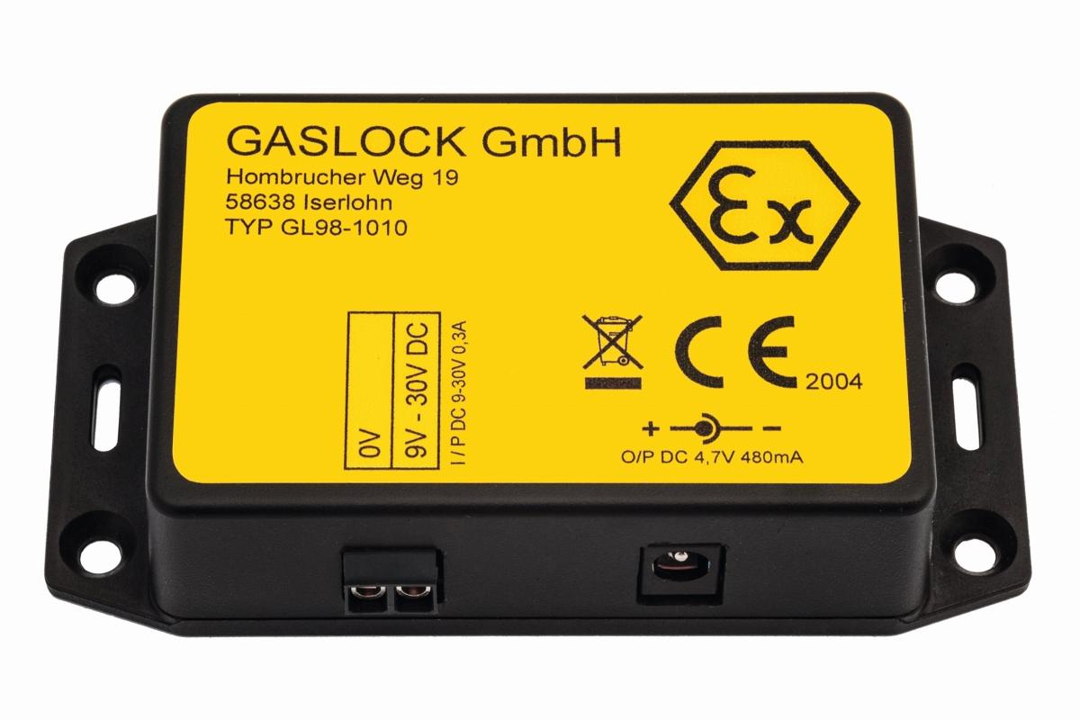GASLIGHT® Beleuchtung für den Gaskasten