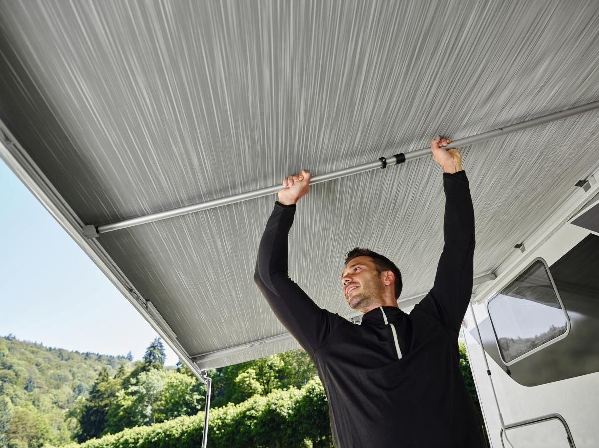 Thule Tension Rafter Aluminium G2 250 cm Wand 5200/5003