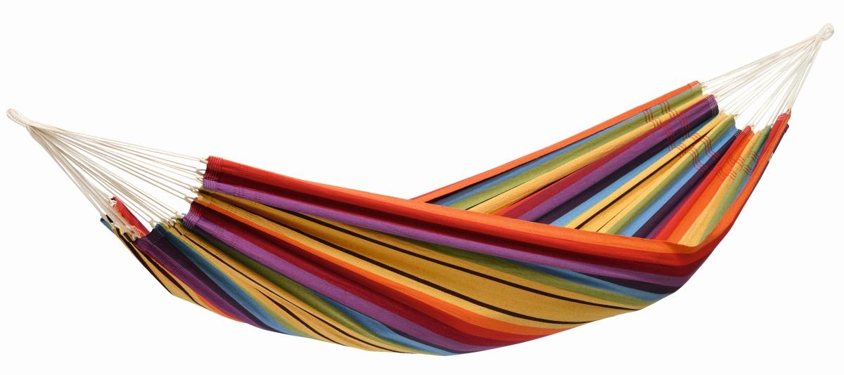 Amazonas Hängematte BARBADOS rainbow