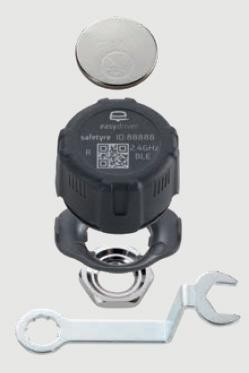 RK REICH easydriver safetyre Reifendruckkontrolle