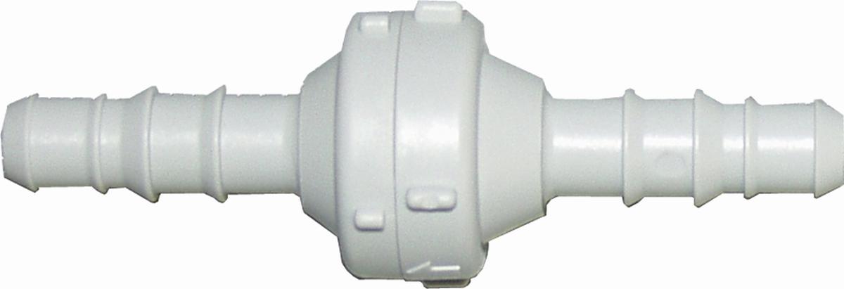 Rückschlagventil 10/12 mm mit Tüllen