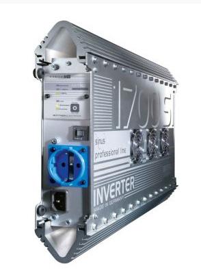 Büttner Wechselrichter, MT 1700 SI