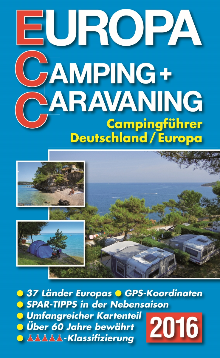 ECC-Campingführer 2020 D/EU
