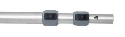 Easy System Stab Alu 3-teilig 115-270 cm