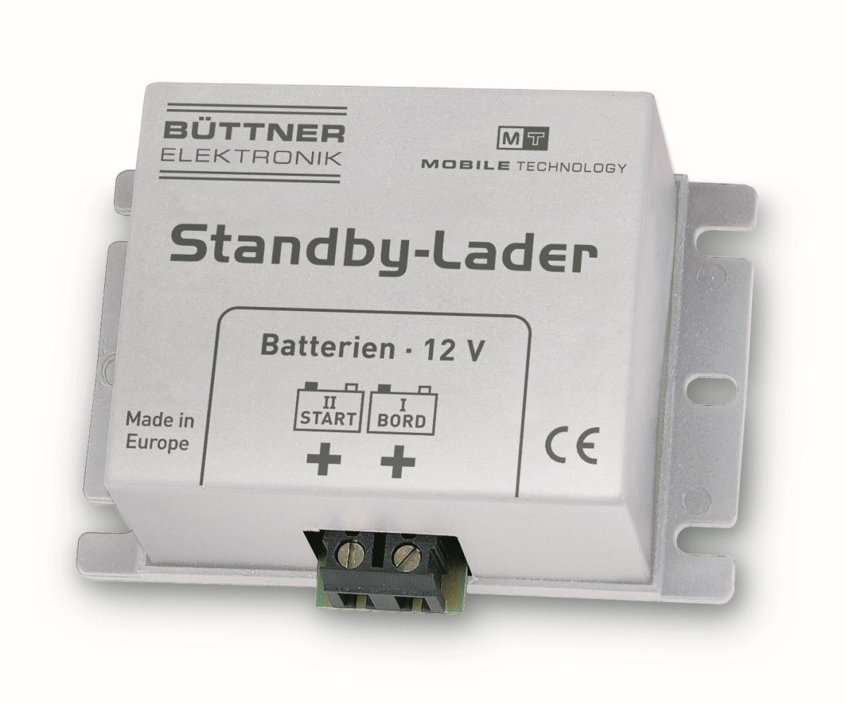 Büttner StandBy-Lader 12 V 2 A