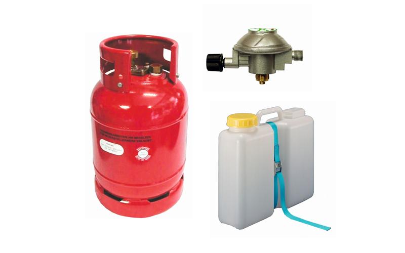 Gas & Wasser