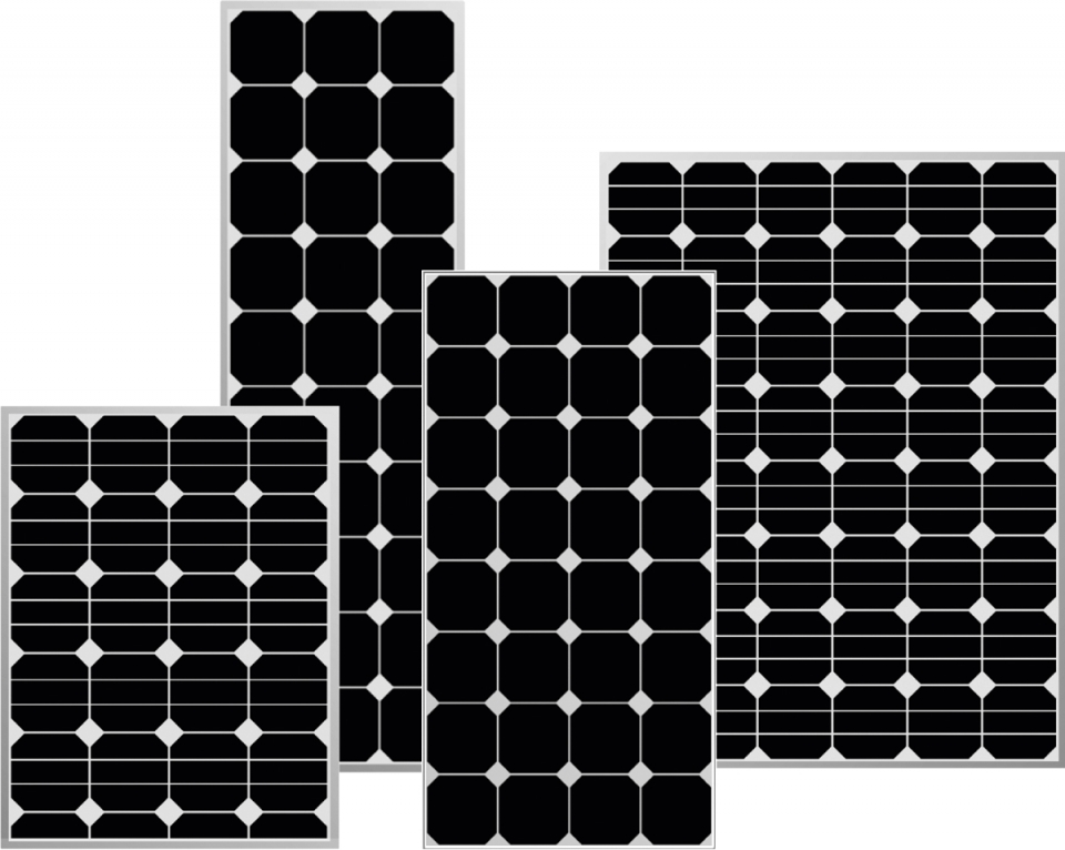 SOLARA Solarmodul DCSolar
