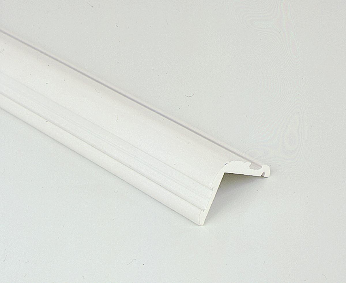 Aluminium-Profil 35 x 23 mm Länge 600 cm
