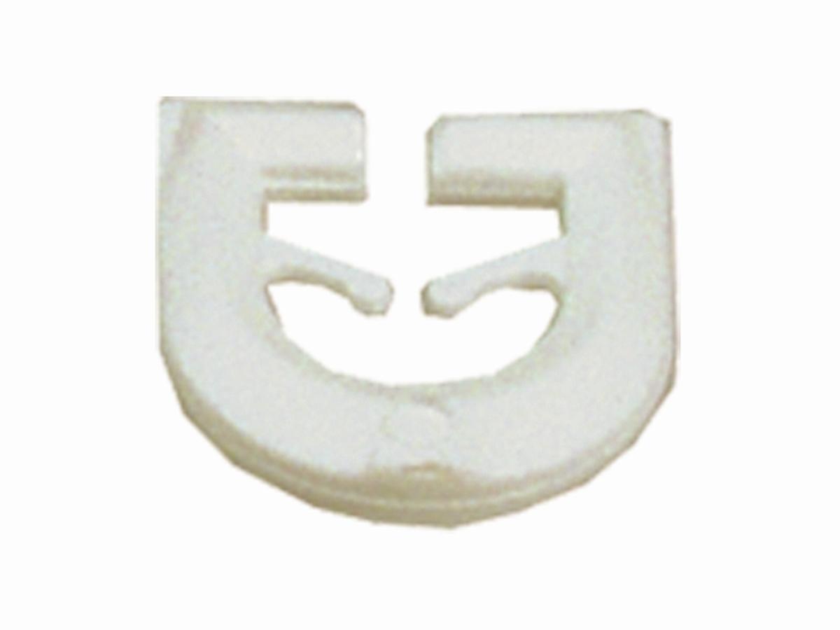 Gardinengleiter für T-Profil 10er-Pack