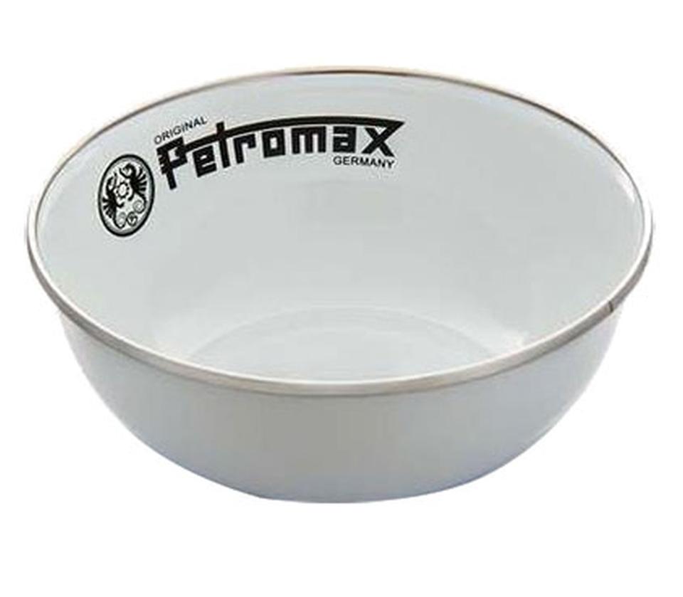 Petromax Emaille Schalen weiß 2 Stück