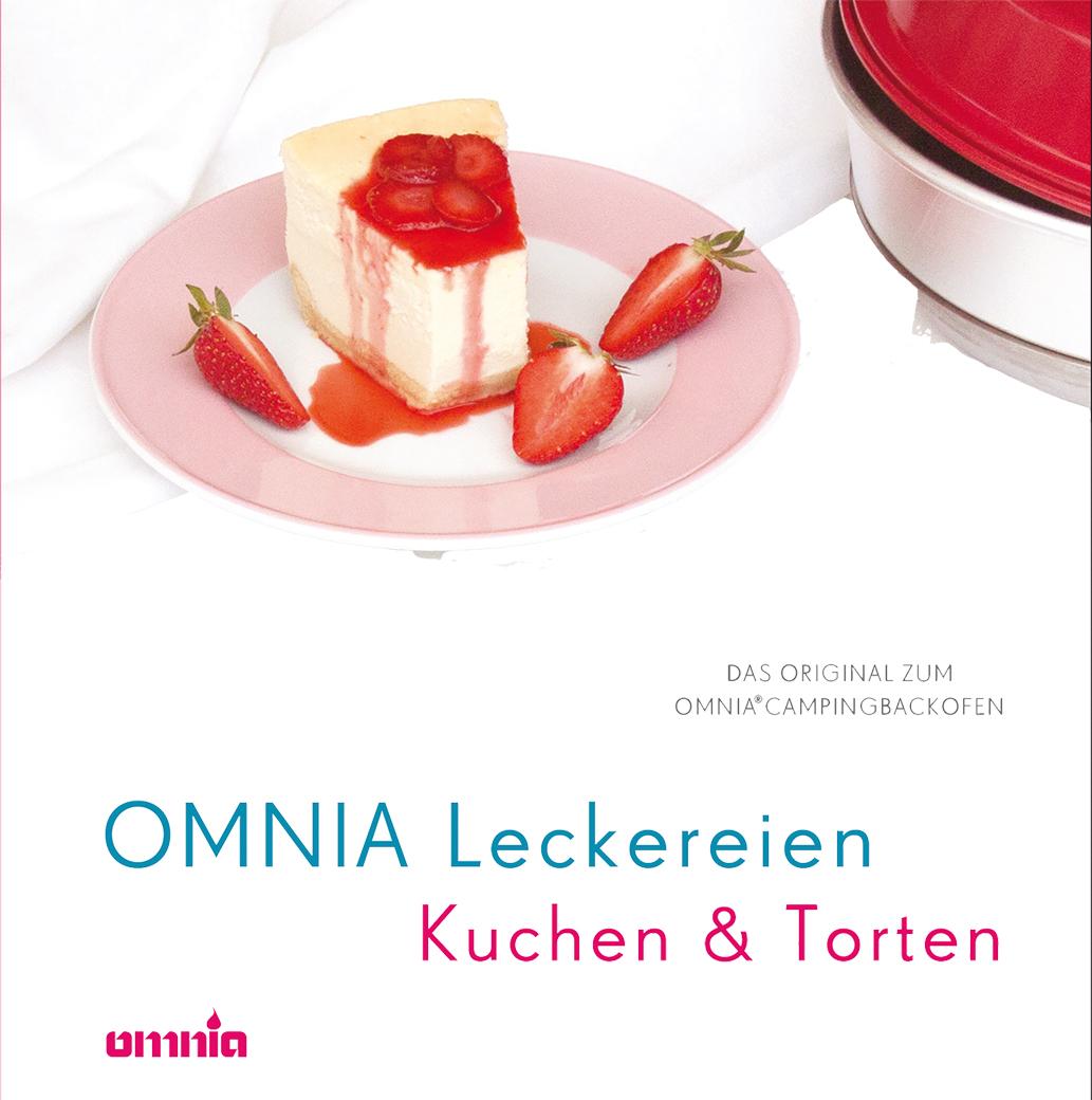 Omina Backbuch - Leckereien Kuchen & Torten