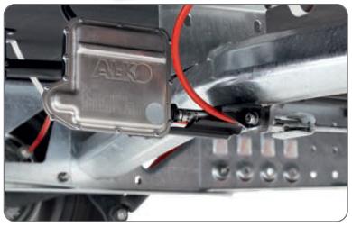 AL-KO Trailer-Control AL-KO 2501-2800 Doppelachse