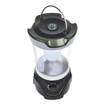 LED-Campinglampe dimmbar