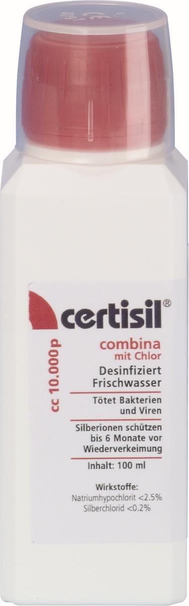 Certisil Combina CC 10.000 P mit Chlor