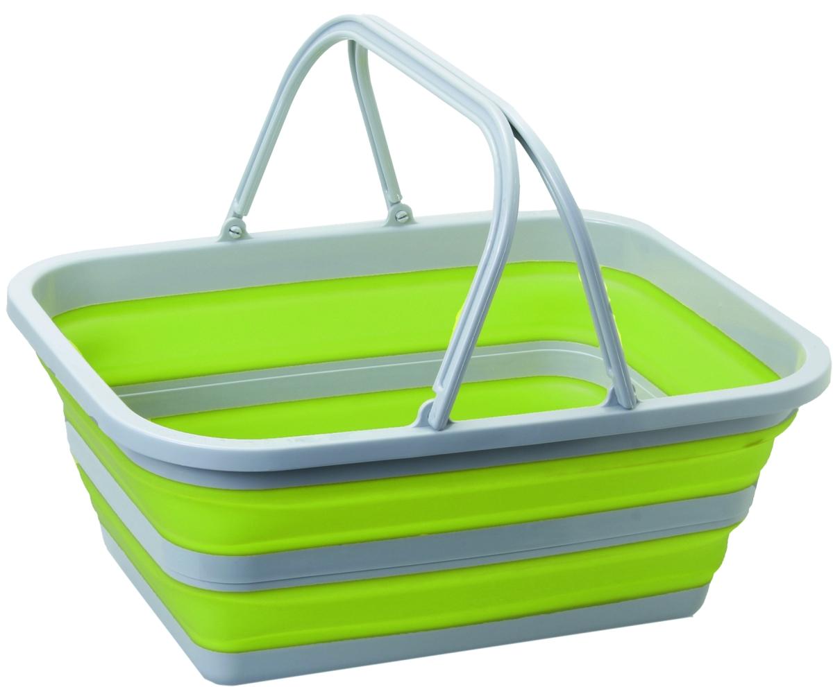 Brunner Waschschüssel Holdall grün/grau