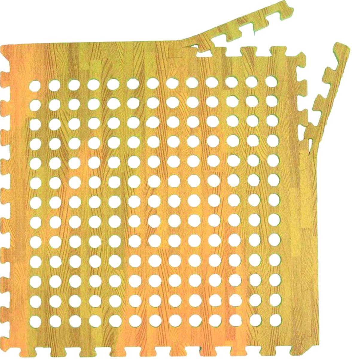 Via Mondo Bodenfliesen Holz-Effekt 4 Stk