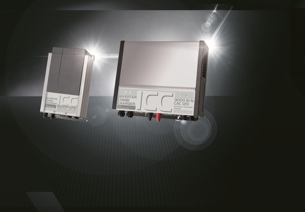 Büttner Wechselrichter/Lade-Kombi MT-ICC 1600