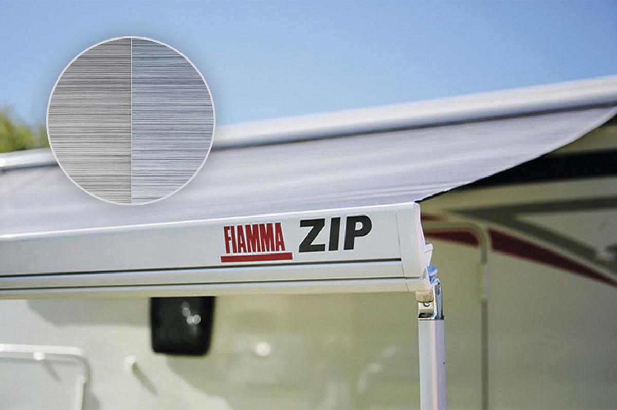 Fiamma ZIP L 450 cm Markise mit Vorzelt