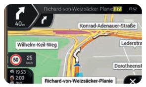 XZENT Navipaket Kartenaktualisierung für X-F270, X-F280 und X-427