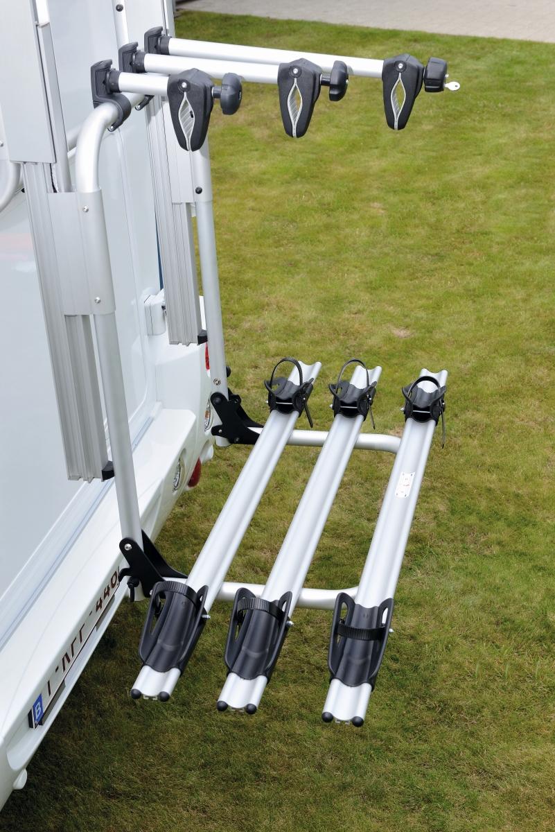 BR-Systems Montagesatz für 3. Fahrrad