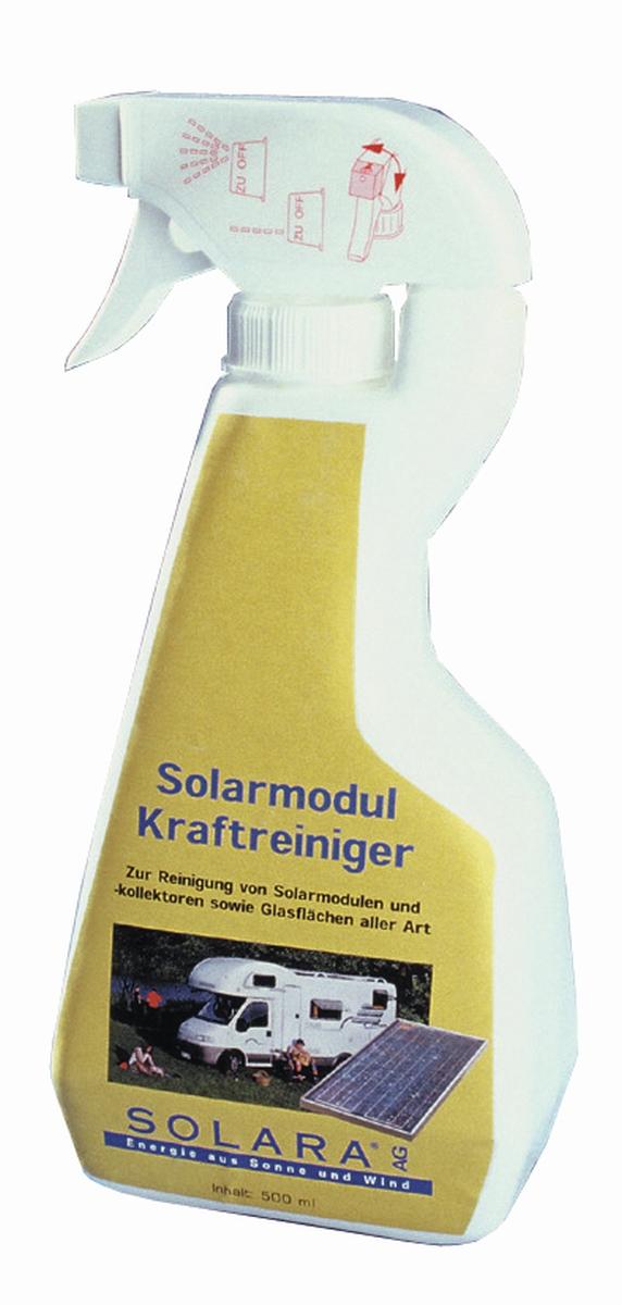 SOLARA Solarmodul-Kraftreiniger