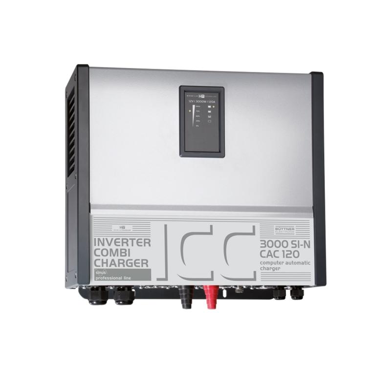 Büttner Wechselrichter/Lade-Kombi MT-ICC 3000