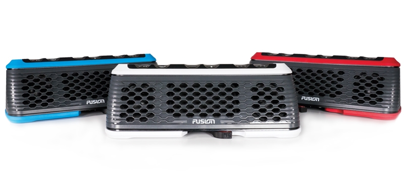 Fusion Stereo Active Weiß