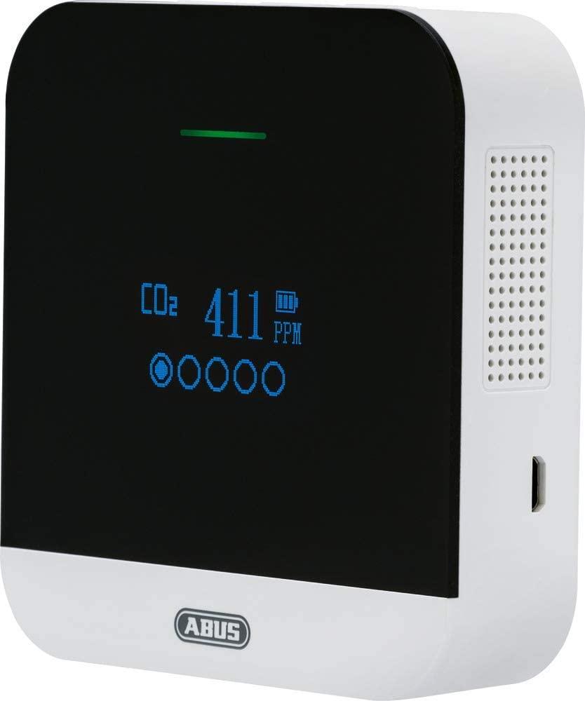 ABUS Kohlendioxid Messg. AIRSECURE CO2WM110