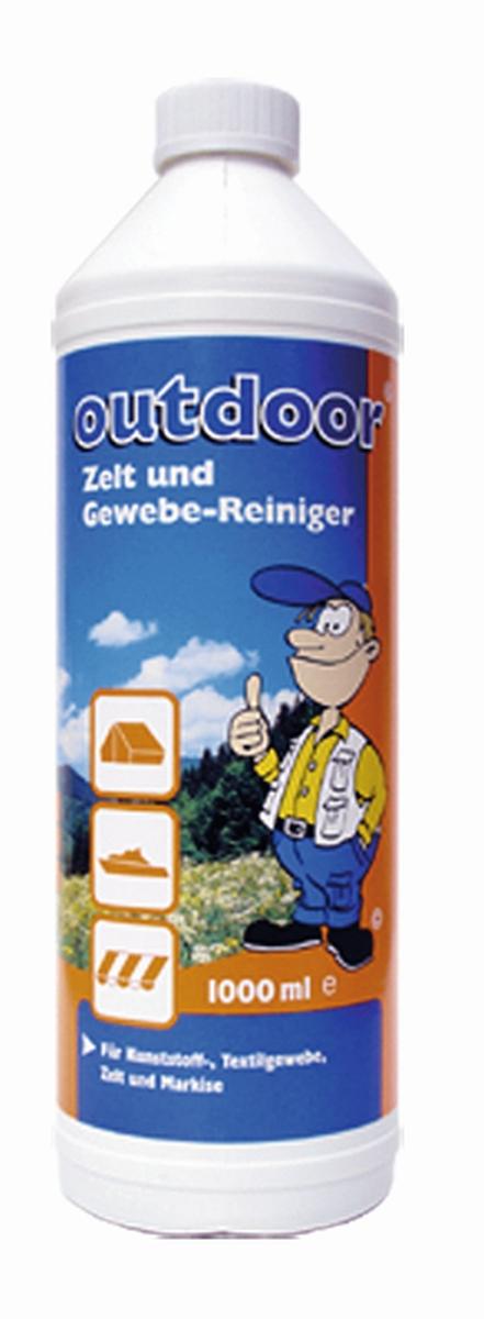 Outdoor Zelt- und Gewebereiniger 1000 ml