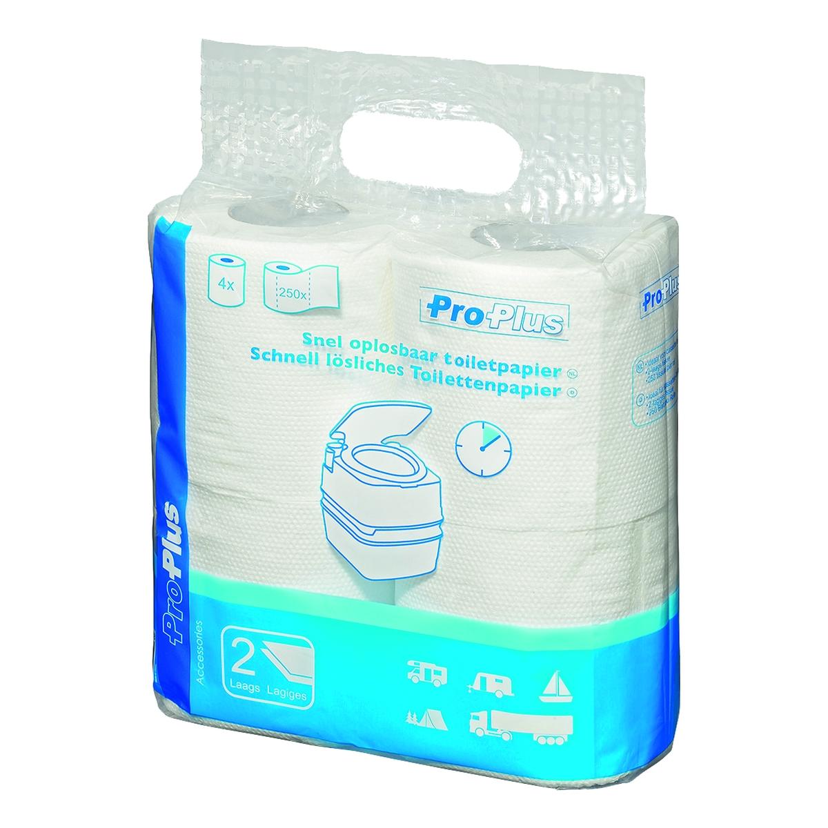 Toilettenpapier TOP-HIT 4er-Pack