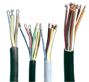 Elektrokabel 220 V 3x1,5, 3 m SB-Packung