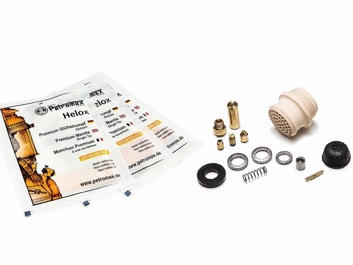 Petromax Verschleißteil- Set für HK500