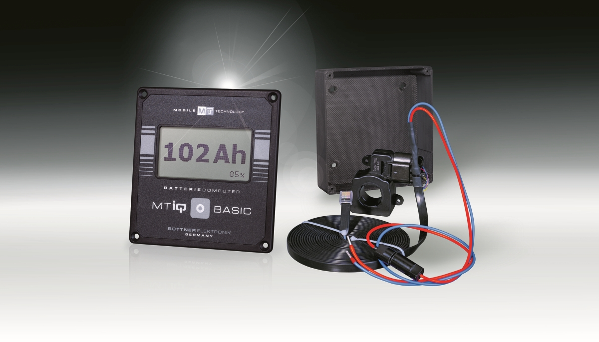 Büttner MT iQ Basic Batterie-Computer