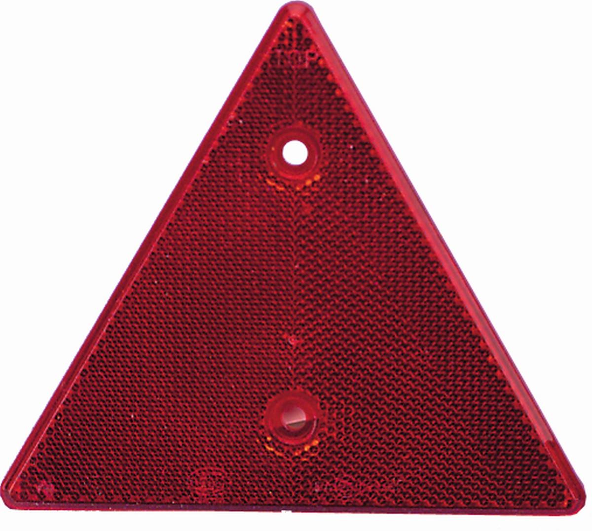 JOKON Dreieck-Rückstrahler für Anhänger