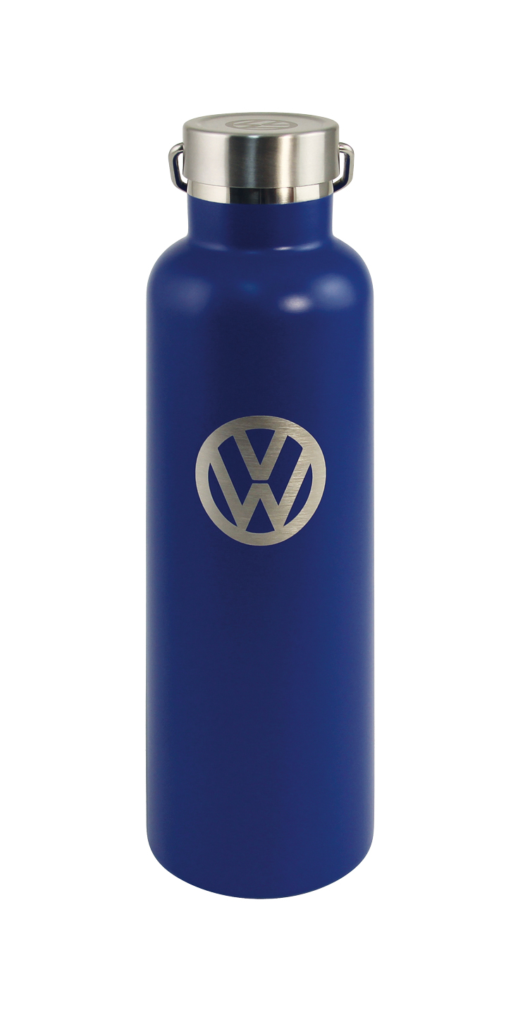 VW Collection Thermo-Trinkflasche rot