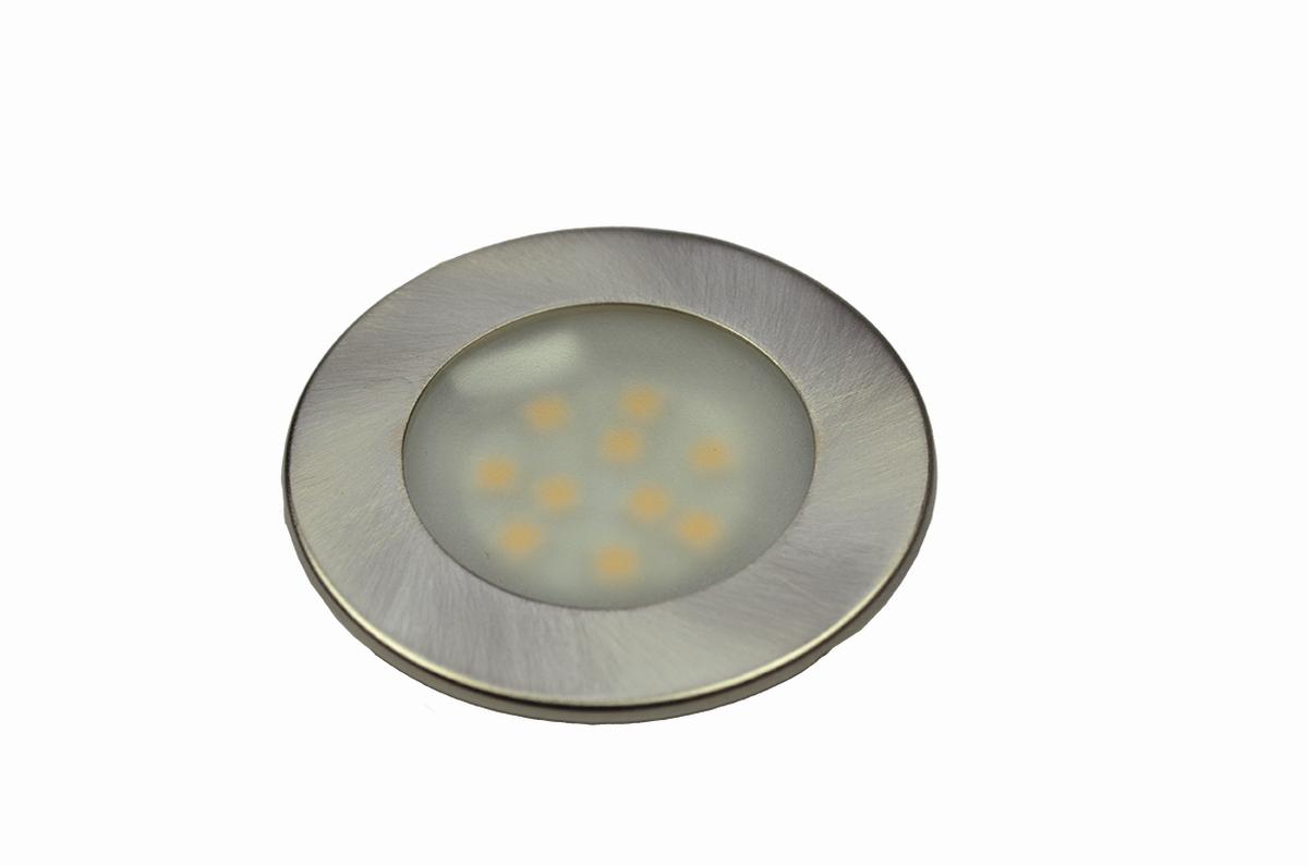 LED-Möbeleinbauleuchte mit 10er SMD-Modul