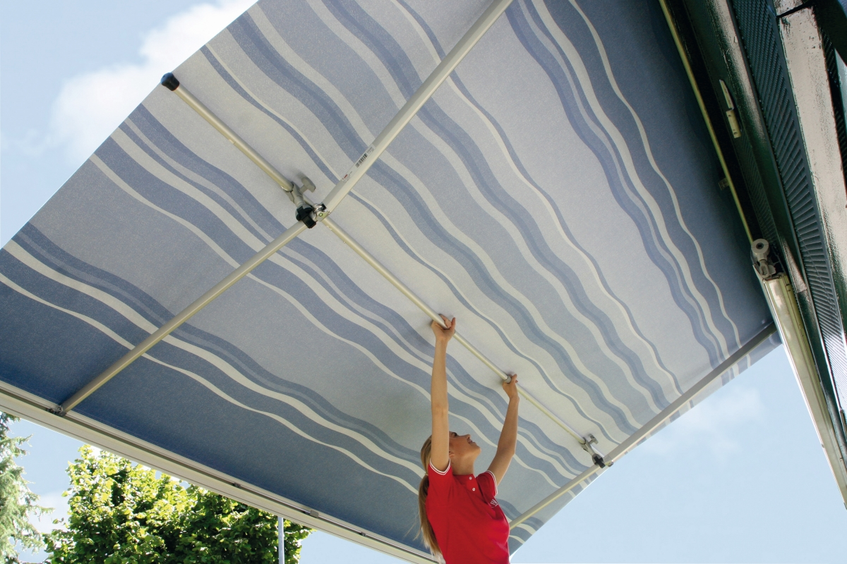 Fiamma Magicrafter Pro universelle Rafterstange