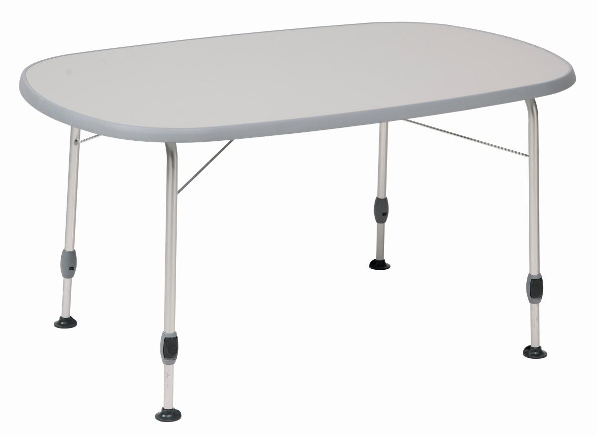 Dukdalf Tisch MAJESTIC Oval 130 x 90 cm