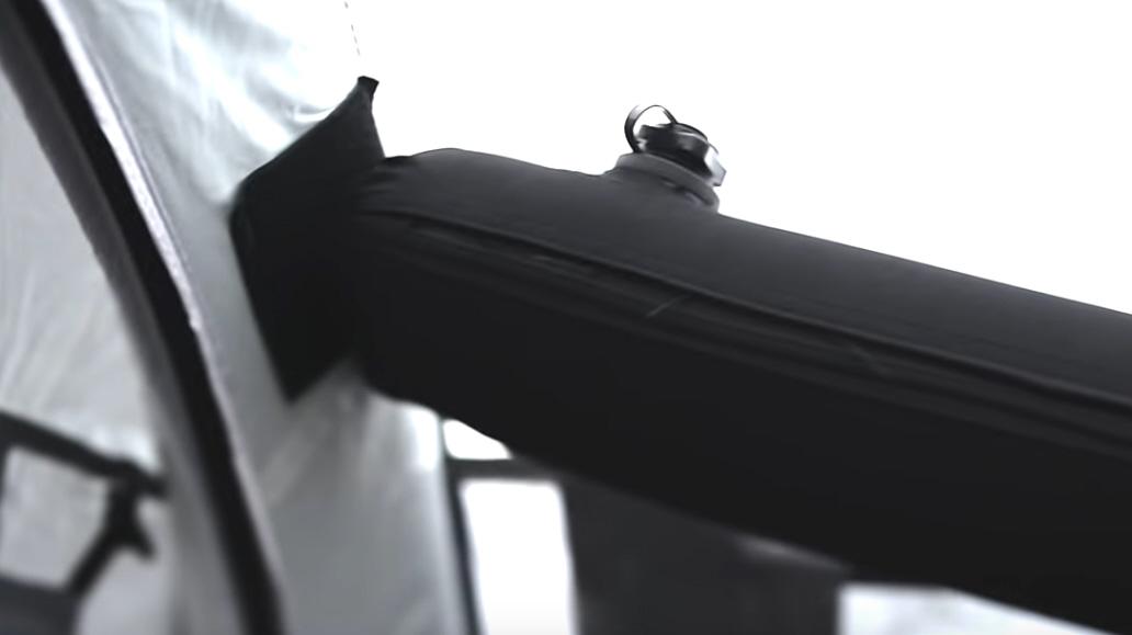 Trigano Aircamp Ersatz- Luftschlauch 140cm