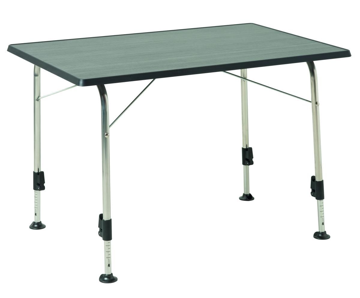 Dukdalf Tisch STABILIC II, Holzgrau