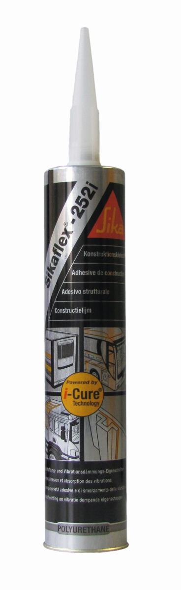Sikaflex 252i weiß, 300 ml