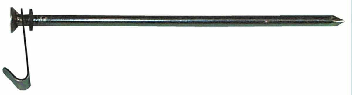 Erdnagel mit Haken 21 cm 5er Pack