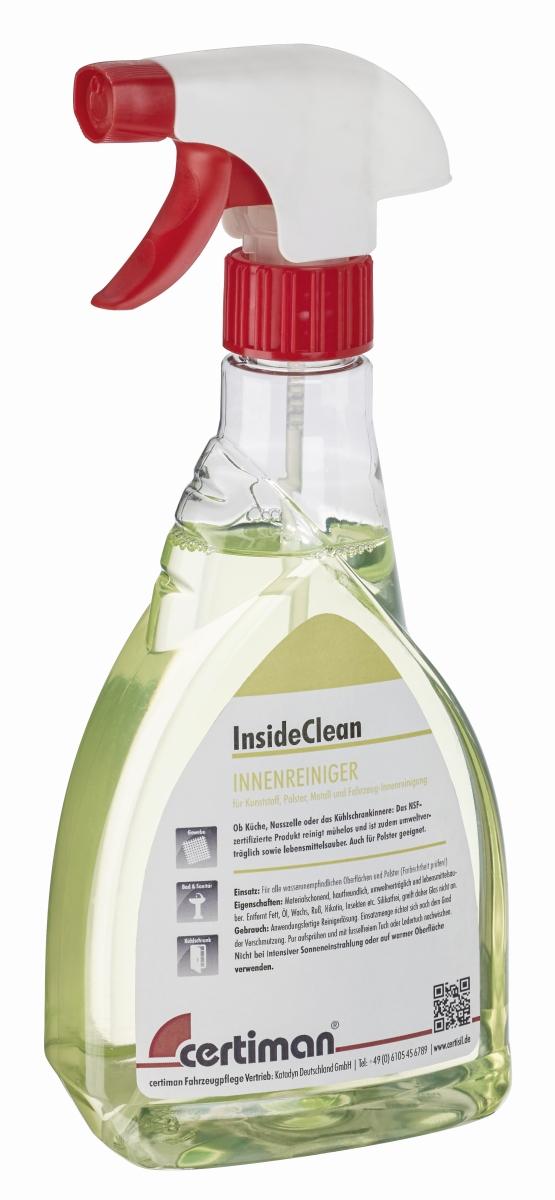 certiman® InsideClean 500 ml