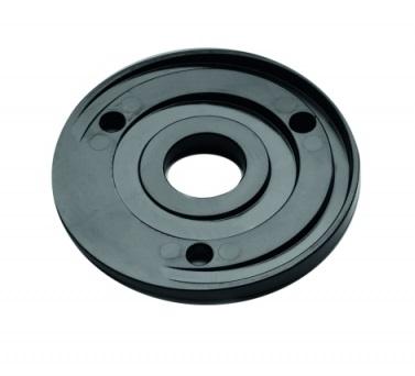 Winkelausgleich für Magnet-Türhalter schwarz