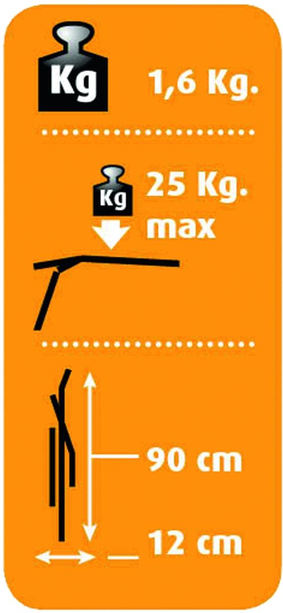 Dukdalf Beinauflage FORTISSIMO 8800