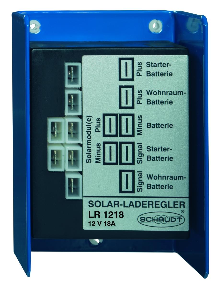 Schaudt MPP-Solarregler LR 1218