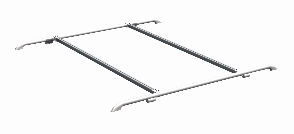 Thule Dachreling Roof Rail Deluxe weiß