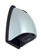 Caratec Rückfahrkamera Safety CS102LA silber