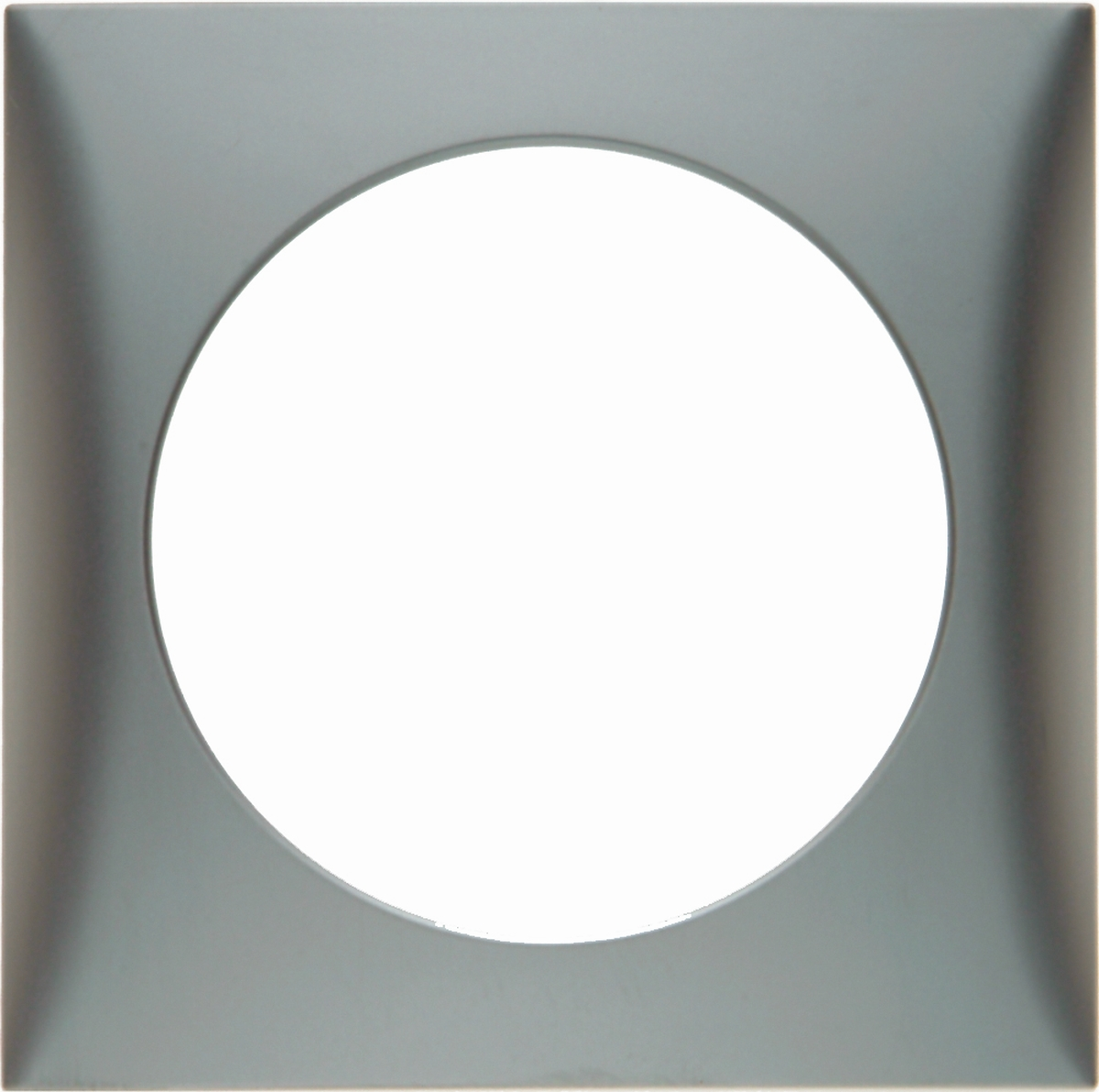 Berker Rahmen 1-fach INTEGRO chrom